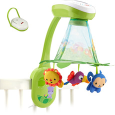 Fisher-Price 2-in-1 Rainforest Musikmobile