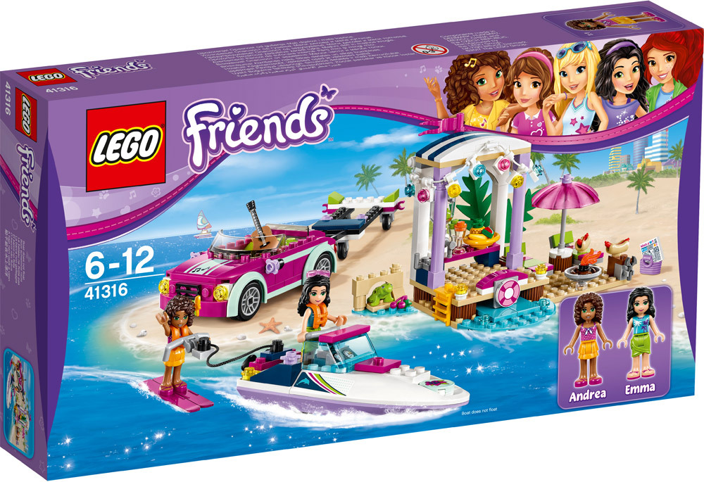 Friends - 41316 - LEGO® Friends 2