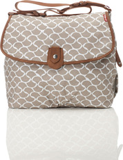 Babymel Wickeltasche Satchel Wave