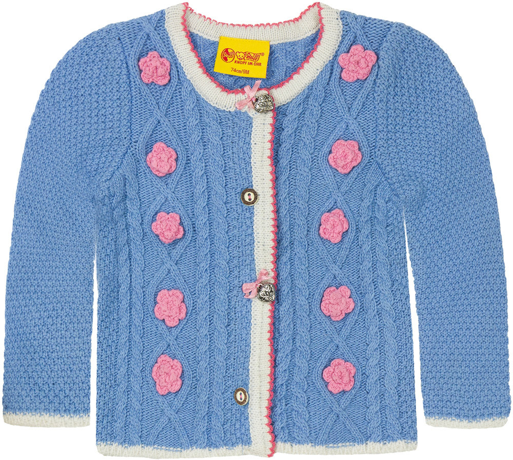Trachten Strickjacke - Girls