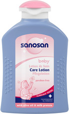 sanosan baby Pflegelotion