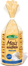 Allos Amaranth - Mais - Waffel