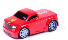 Little Tikes Touch n' Go Racer - Roter PickUp