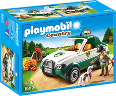 PLAYMOBIL®  Country - 6812 - Förster-Pickup