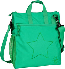Lässig Wickeltasche Casual Buggy Bag Star