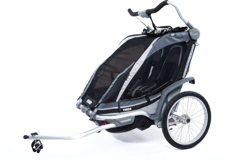 thule chariot chinook 2 sitzer 2 sitzer jetzt online. Black Bedroom Furniture Sets. Home Design Ideas