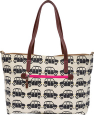 Pink Lining Wickeltasche Notting Hill Tote
