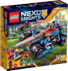 LEGO® Nexo Knights - 70315 - Clays Klingen-Cruiser