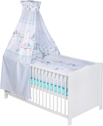 julius z llner bett set zaunk nig baby bettw sche set jetzt online kaufen. Black Bedroom Furniture Sets. Home Design Ideas