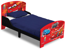 Delta Kids Holz-Kinderbett Disney CARS