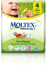 Moltex Nature No. 1 Windeln