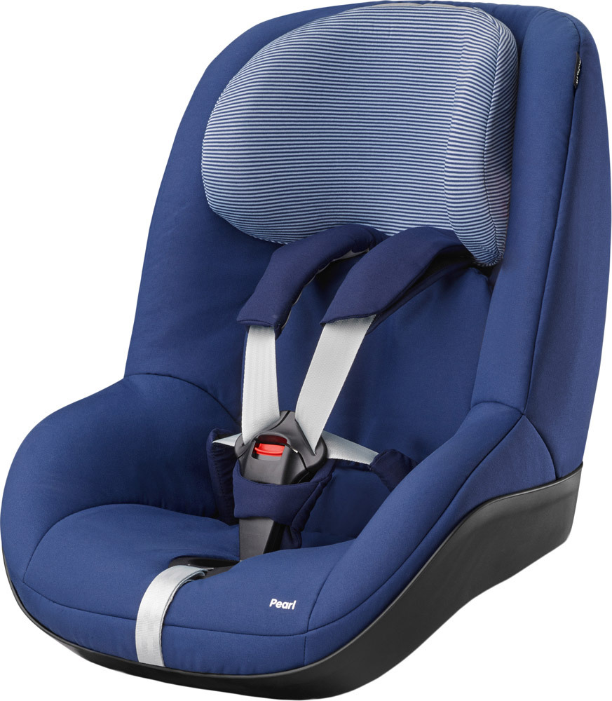 maxi cosi autositz pearl kindersitz gruppe 1 9 18 kg river blue ebay. Black Bedroom Furniture Sets. Home Design Ideas