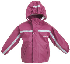 BMS Softskin Buddeljacke purple