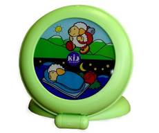 KID'Sleep Kinderwecker Globetrotter