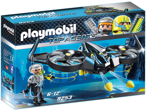 PLAYMOBIL® Top Agents - 9253 -Mega Drone   Spielsets - Jetzt online kaufen