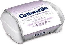 Cottonelle Feucht Pure Sensitive