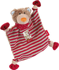 sigikid Schnuffeltuch Wild and Berry Bears