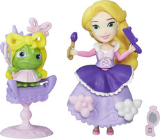Hasbro Disney Prinzessin Little Kingdom Rapunzels Haarsalon