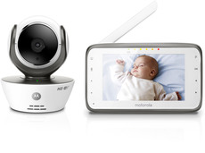 Motorola Babyphone MBP 854HD connect
