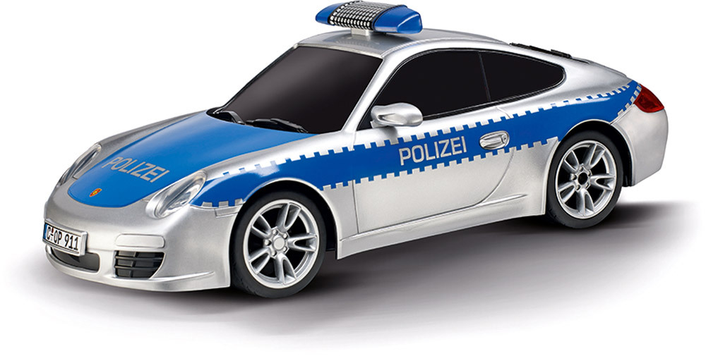 carrera polizei porsche 911 ferngesteuertes auto jetzt. Black Bedroom Furniture Sets. Home Design Ideas