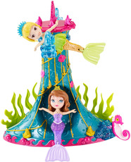 Sofia the First Meeres-Karussell Spielset