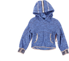B'REP by XS EXES Fleece- Hoody Melange