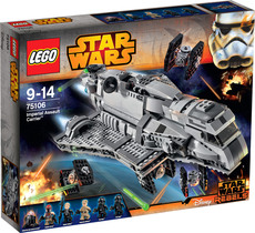 LEGO® Star Wars™ - 75106 - Imperial Assault Carrier™