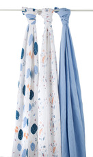 aden + anais Organic Swaddle 3er Pack