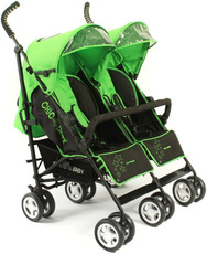 Chic4Baby Zwillings-Buggy Comfort