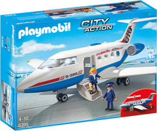 PLAYMOBIL® City Life - 5395 - Passagierflugzeug