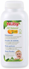 Nuby All Natural Baby Puder