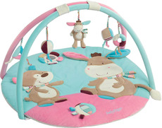 Fehn 3-D Activity Decke Monkey Donkey