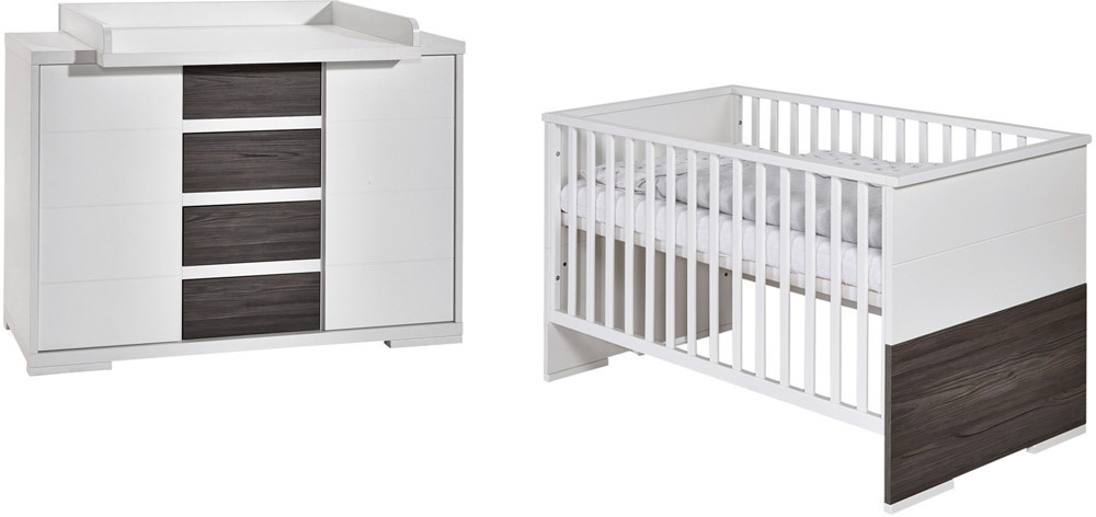 schardt kinderzimmer maxx fleetwood 3 teiliges babyzimmer jetzt online kaufen. Black Bedroom Furniture Sets. Home Design Ideas
