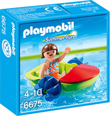 PLAYMOBIL® Summer Fun - 6675 - Fun-Boot