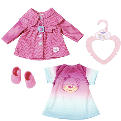 Zapf Creation 823477 My Little Baby Born 174 Ausgeh Set
