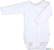 iobio Langarmbody soft striped