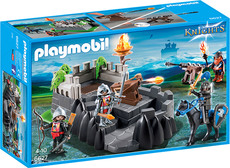 PLAYMOBIL®  Knights - 6627 - Drachenritter-Bastion