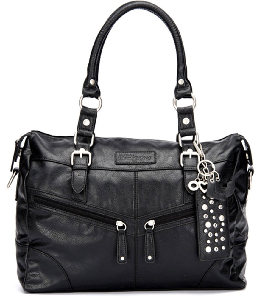 Little Company Wickeltasche Black Label Rock Bag  black (BL-R01.BL)