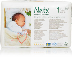 Naty by Nature Babycare Windeln