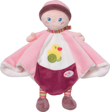 Zapf Creation 821145 - BABY born® for babies Schmusetuch groß