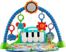 Fisher-Price Rainforest Piano-Gym mit Spielbogen