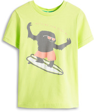 Esprit T-Shirt Monsterprint