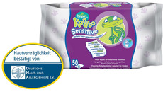Pampers Kandoo Sensitive
