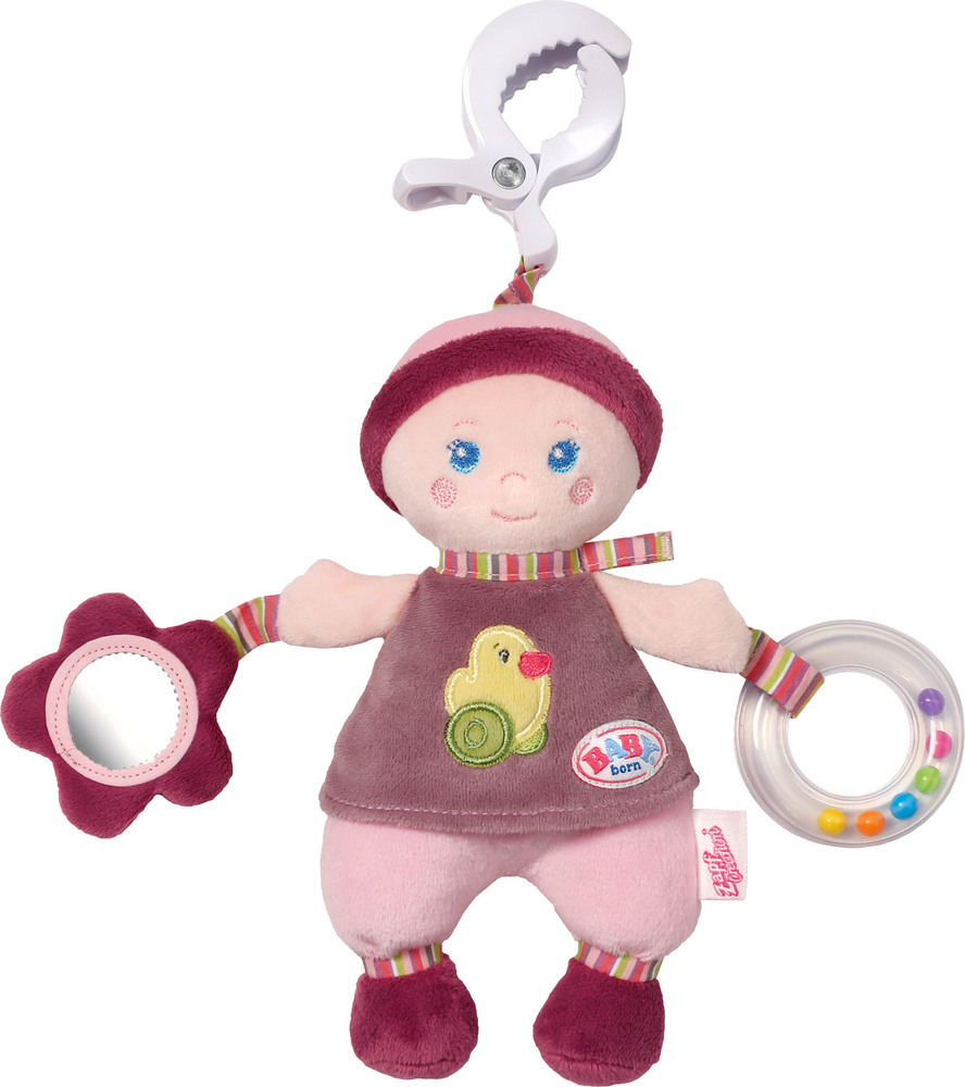 Zapf Creation 821183 - BABY born® for babies Activity Puppe