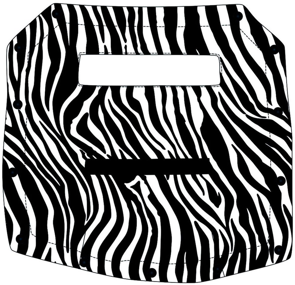 ERGObaby Options Cover  Zebra (OCPZEB)