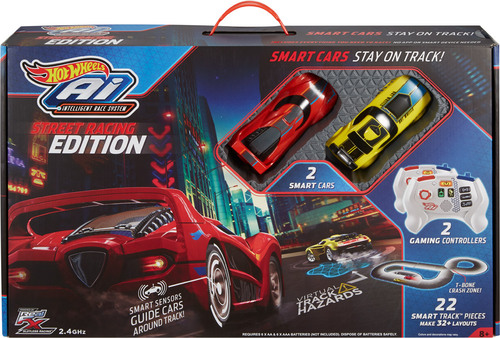 Hot wheels ai starter kit street racing