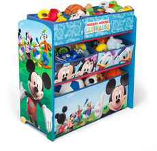 Delta Kids Ablageregal Multi Bin Disney MICKEY