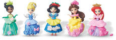 Hasbro Disney Prinzessin Little Kingdom Glitzer-Prinzessinnen