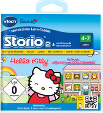 VTech Storio 2 - Hello Kitty