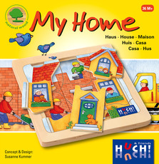 Huch and Friends 878229 - My Home
